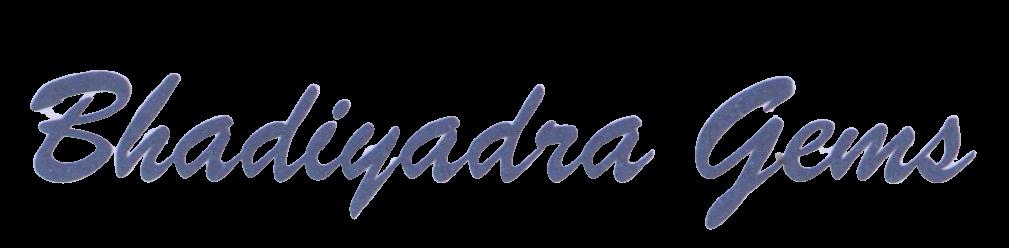 Bhadiyadra Gems Surat Mumbai Diamond Merchants